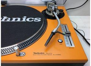 Technics SL 1210 MK2 customised turntable + Ortofon Concorde Pro S cartridge