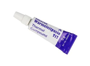 Thermal Compound for Technics SL1200 or SL1210