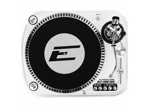 Epsilon DJT-1300 USB Direct Drive Turntable (white)