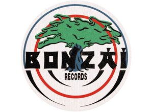 Bonzai Logo slipmats by Slipmat Factory