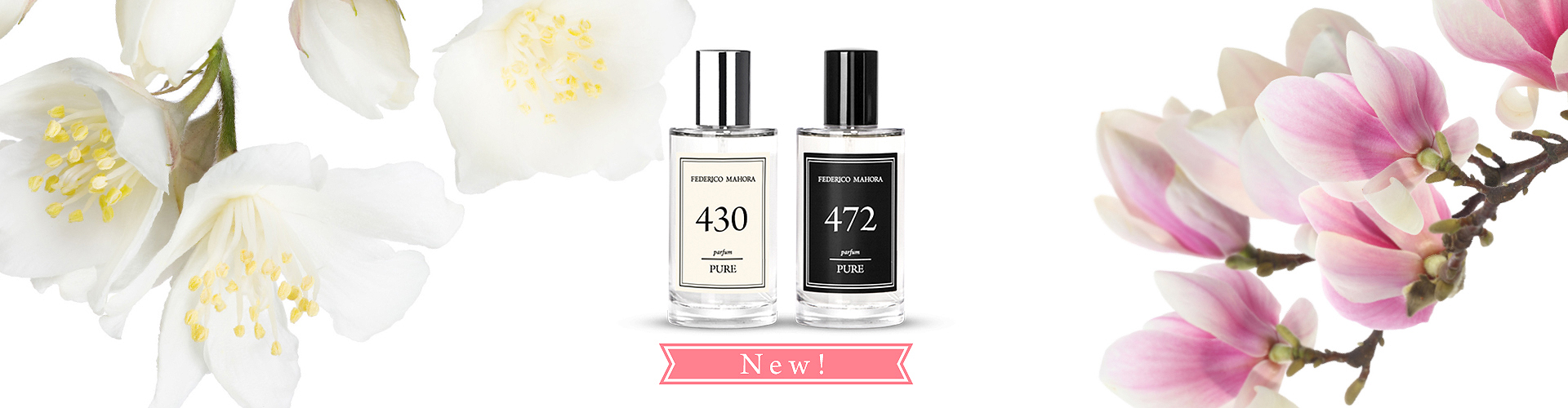 FM Parfum shop | Online FM Parfum en make-up bestellen banner 2