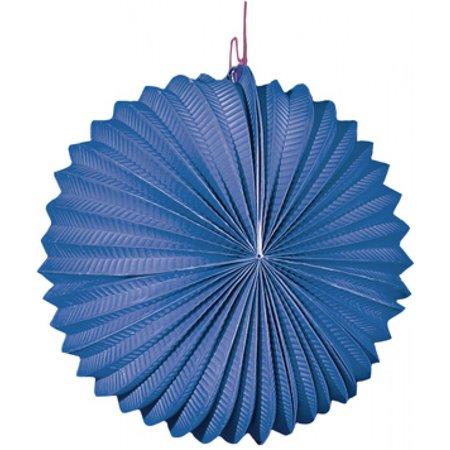 Lampion blauw