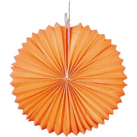 Bol lampion oranje (22cm.)