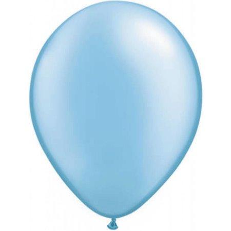 Baby blauwe ballonnen online kopen