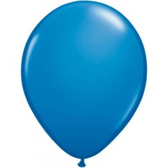 Standaard Ballon Donker Blauw