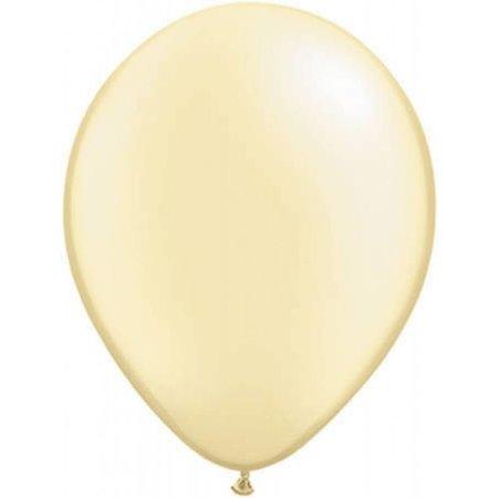 Ivoor metallic ballonnen online kopen