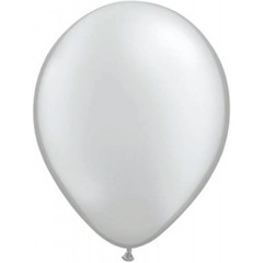 Ballon Metallic Zilver