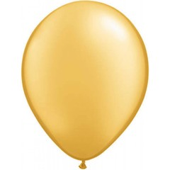 Gouden metallic ballonnen