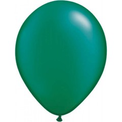 Ballon Metallic Groen