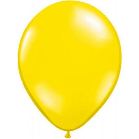 Gele metallic ballonnen online kopen