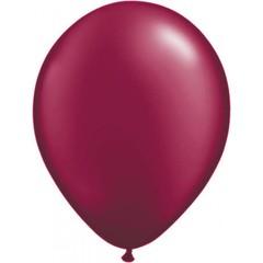 Parelmoer Ballonnen Bordeaux