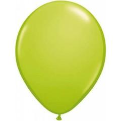 Ballon Parelmoer Appelgroen