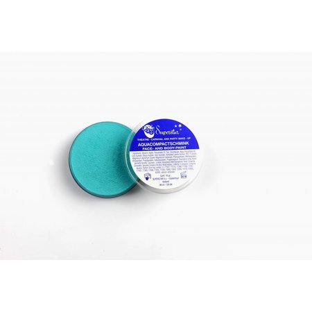 Aqua Face- And Body Paint 45 Gram Pastelgroen