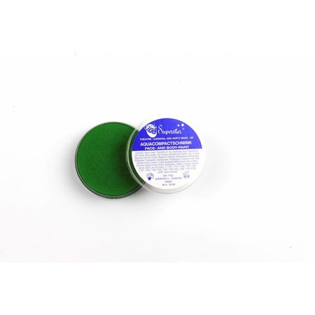 Aqua Face- And Body Paint 16 Gram Groen