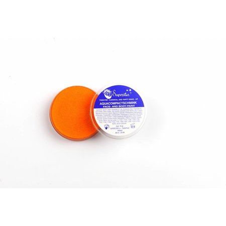 Aqua Face- And Body Paint 16 Gram Licht Oranje