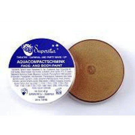Aqua Face- And Body Paint 45 Gram Noot Brown (Glanskleur)