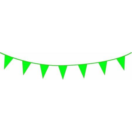 Vlaggenlijn Groen (10m)