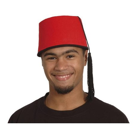 Hoed Fez Tommy Cooper