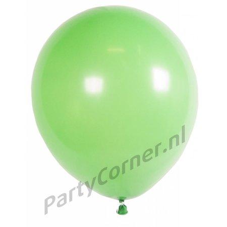 """Ballonnen 9"""" Groen"""