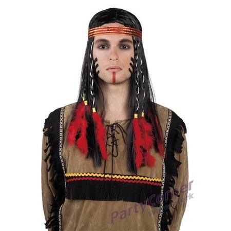 Indianen pruik Lakota