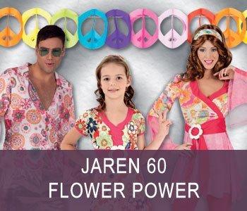 Jaren 60 / Flower Power