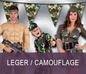 Leger / Camouflage