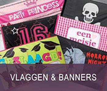 Vlaggen en Banners