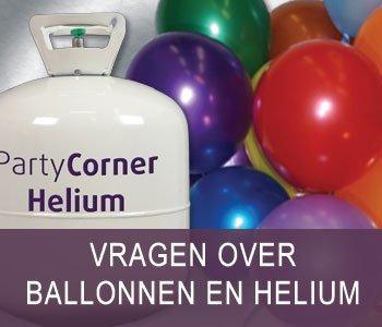 Vragen over Helium?