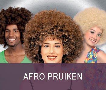 Afro pruiken