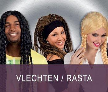 Vlechten / Rasta