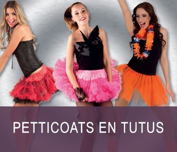 Petticoats en Tutu's