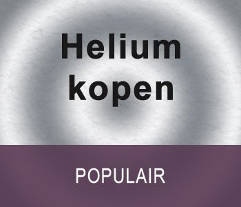 Helium kopen