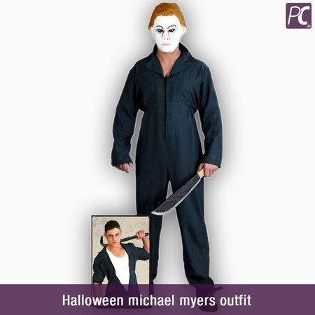 Halloween michael myers outfit