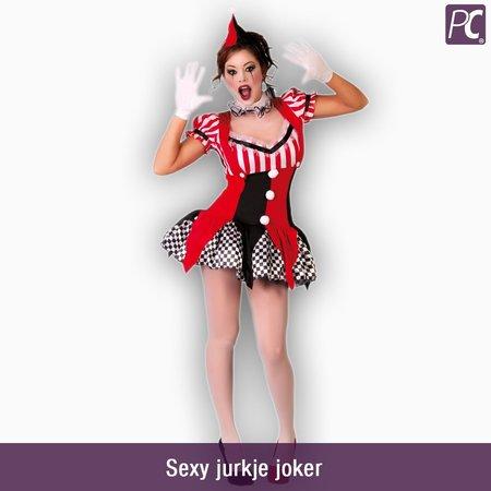Sexy jurkje joker