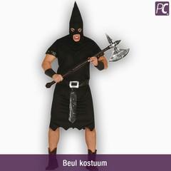 Zwart Beul kostuum