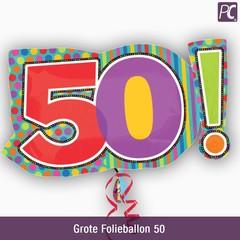 Grote Folieballon 50