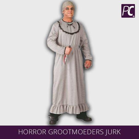 Horror grootmoeders jurk