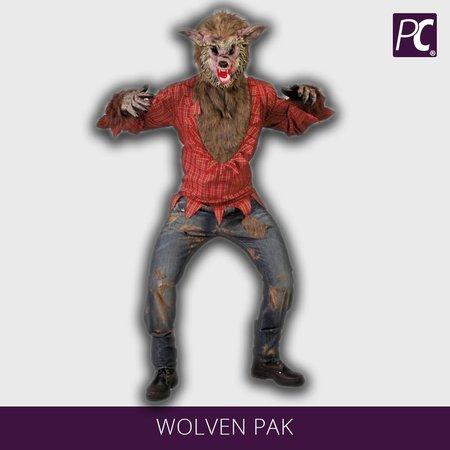 Wolven pak - De grote boze wolf