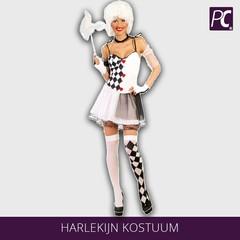 Harlekijn kostuum