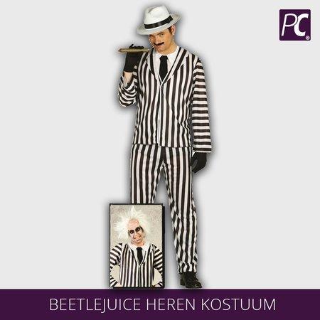 Beetlejuice heren kostuum