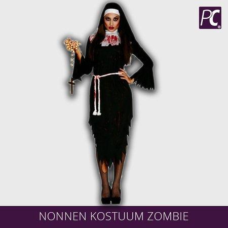 Nonnen kostuum zombie kopen