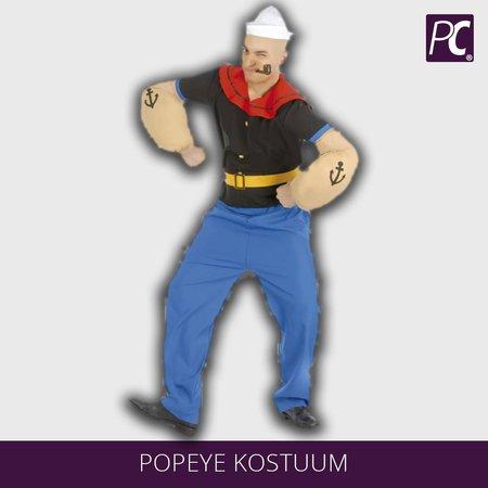 Popeye kostuum
