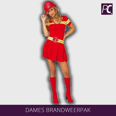 Dames Brandweerpak