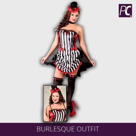 Burlesque outfit