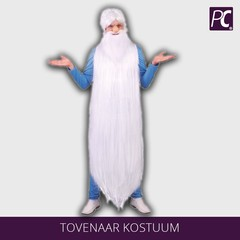 Tovenaar kostuum