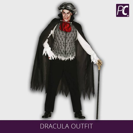 Dracula outfit