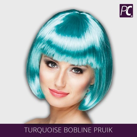 Bobline Pruik Turquoise