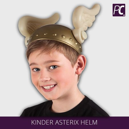 Kinder Asterix helm