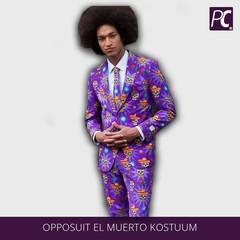 OppoSuit El Muerto kostuum