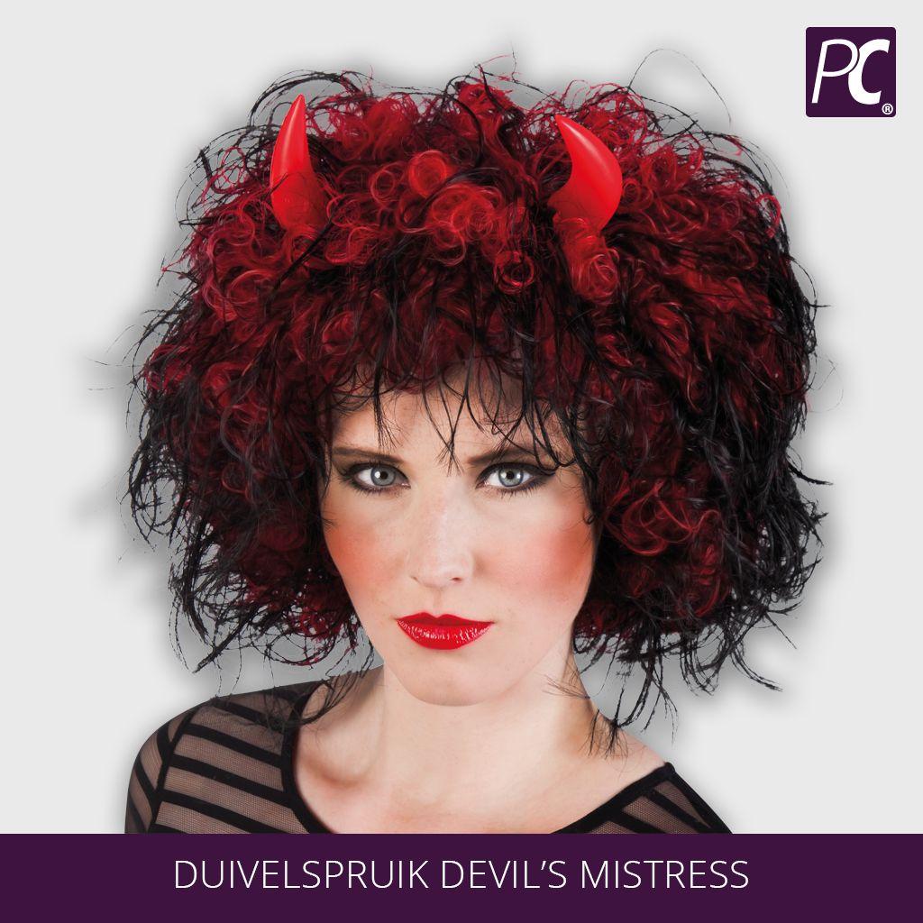 Duivelspruik devil's mistress | PartyCorner.nl